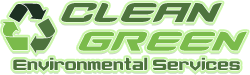 Clean Green Environmental Services Logo