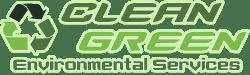 Clean Green Environmental Services Logo